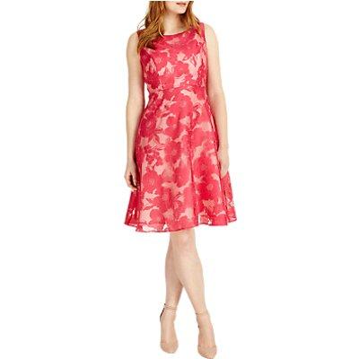 Studio 8 Ellen Dress, Hot pink