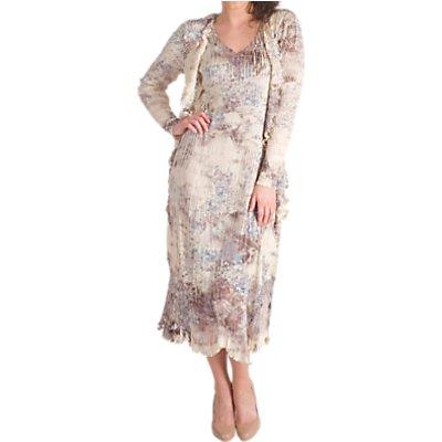 Chesca Lace Crush Pleat Dress