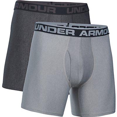 Men s UA Original Series 15cm Boxerjock 2 Pack - 190085342697