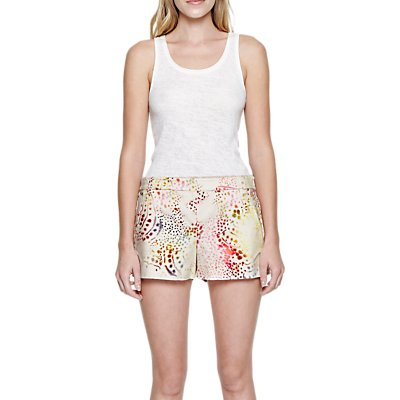 French Connection Tiger Shark Shorts  Brule Multi - 886928881057