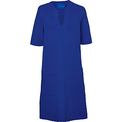 Winser London Milano Cotton Shift Dress