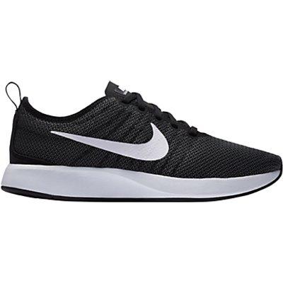 Nike Dualtone Racer Women s Trainers  Black White - 823233057289