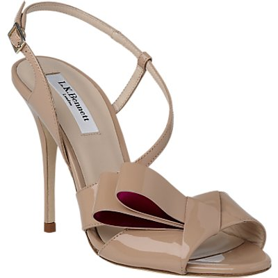 L.K. Bennett Erica Formal High Heel Sandals