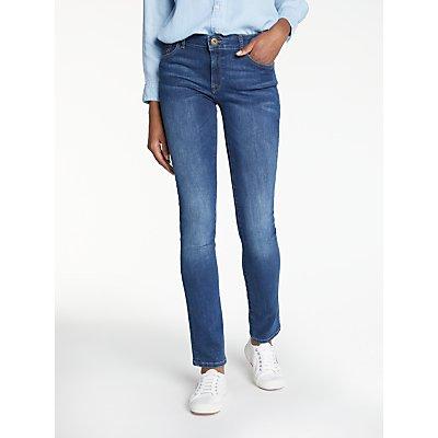 DL1961 Mid Rise Straight Leg Jeans  Titan - 888230113031