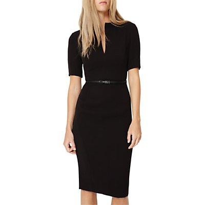 Damsel in a Dress City Suit Dress, Navy