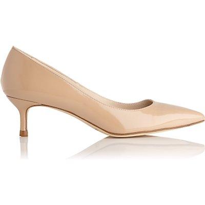 L.K.Bennett Audrey Pointed Toe Court Shoes