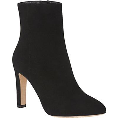 L K  Bennett Edelle Block Heeled Ankle Boots - 5054760226199