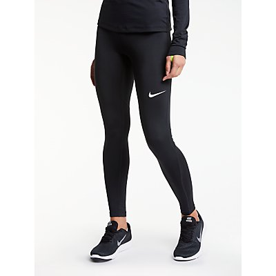 Nike Pro Training Tights  Black White - 820652769458