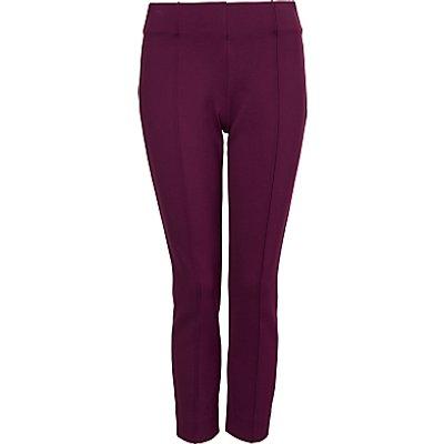 Winser London Emma Miracle Pintuck Capri Trousers