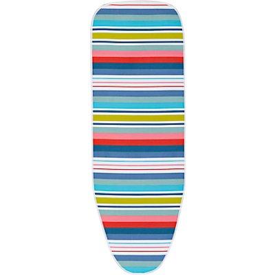 John Lewis Stripe Ironing Board Cover  Multi - 23974128