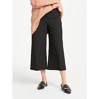 Modern Rarity Tailored Culottes  Black - 23996663