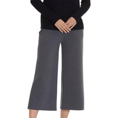 Betty   Co  Jersey Culottes  Dark Blue Melange - 4026322592975