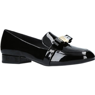 MICHAEL Michael Kors Caroline Bow Loafers  Black - 5045062716624