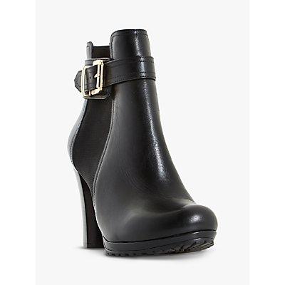 Dune Orine Block Heeled Ankle Boots - 5057137633477