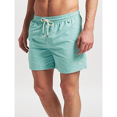 Polo Ralph Lauren Traveller Swim Shorts, Bayside Green