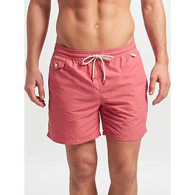 Polo Ralph Lauren Traveller Swim Shorts, Hyannis Red