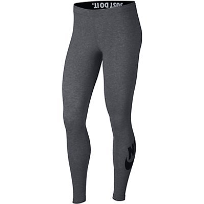Nike Slogan Sportswear Leggings - 887229592093