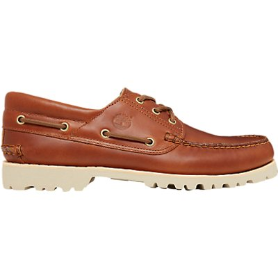 Timberland Chilmark Boat Shoes  Brown - 191478614971