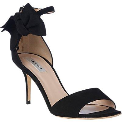 L.K. Bennett Agata Bow Stiletto Heel Sandals