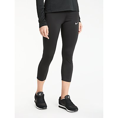 Nike Epic Power Running Tights  Black - 885178852244