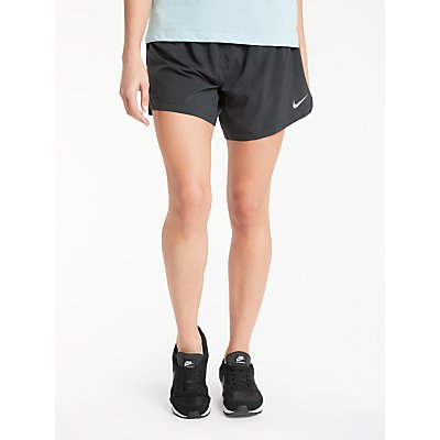 Nike Elevate Running Shorts  Black - 887229910101