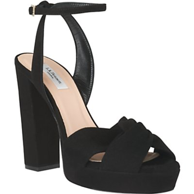 L.K.Bennett Annabella High Block Heel Sandals