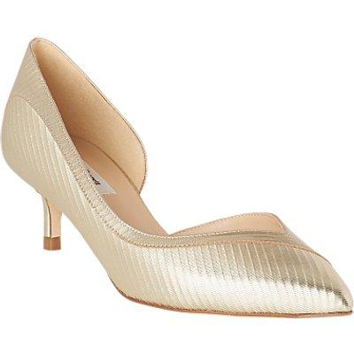 L.K.Bennett Layla Kitten Heel Court Shoes