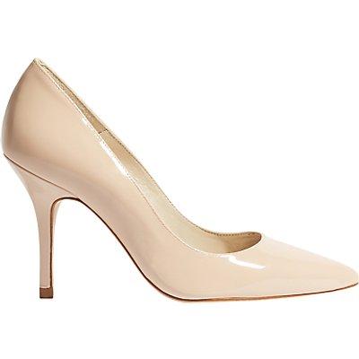 Karen Millen Patent Collection Stiletto Heeled Court Shoes - 5054236250895
