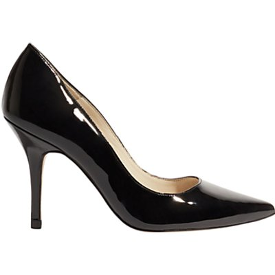 Karen Millen Patent Collection Stiletto Heeled Court Shoes - 5054236250819