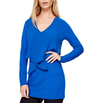 Damsel in a Dress Danae Tunic, Cobalt
