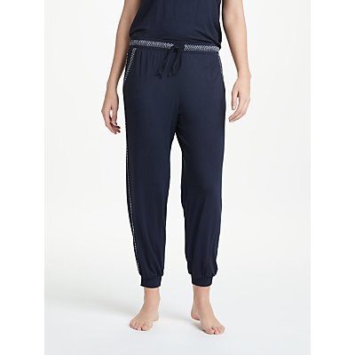 DKNY Essential Lounge Jogger Bottoms  Navy - 716273216290