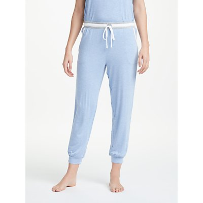 DKNY Essential Lounge Jogger Bottoms  Blue - 716273216245
