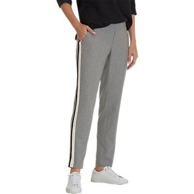 Betty   Co  Sporty Trousers  Light Silver Melange - 4026323894122