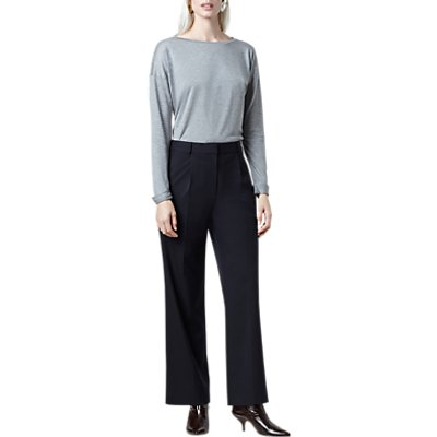 Finery Holtby Trousers  Navy - 5055934913099