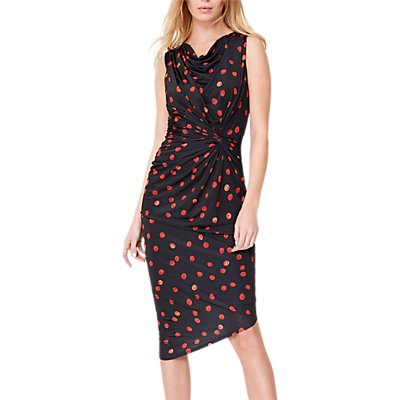 Damsel in a Dress Sariah Spot Dress, Multi