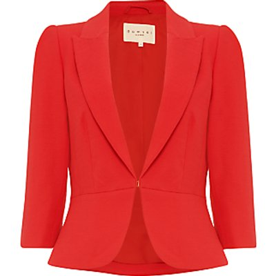 Damsel in a Dress Wilton Peplum Jacket