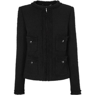 L.K.Bennett Charlee Jacket, Black