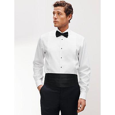 John Lewis & Partners Marcella Tailored Shirt Dresswear Kit, White