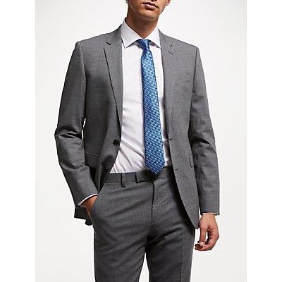 John Lewis & Partners Tailored Suit Jacket, Mid Grey