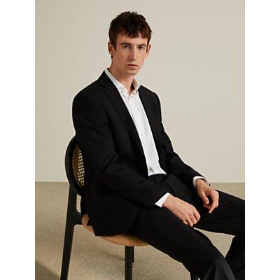 John Lewis & Partners Tailored Suit Jacket, Black