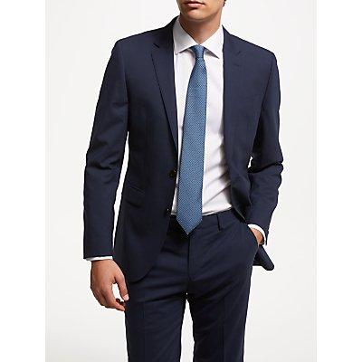 John Lewis & Partners Tailored Suit Jacket, Navy