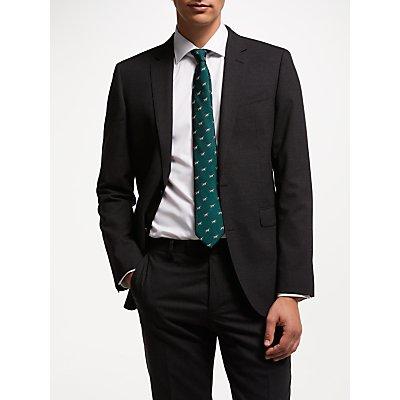 John Lewis & Partners Tailored Suit Jacket, Charcoal
