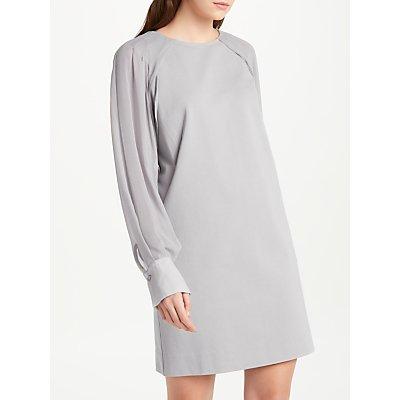 Winser London Charlotte Miracle Dress, Grey
