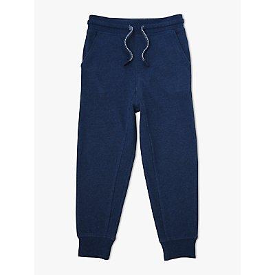 John Lewis   Partners Boys  Fashion Joggers  Navy - 24540292