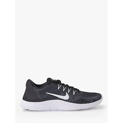Nike Flex RN 2018 Women s Running Shoes  Black White - 884751369285