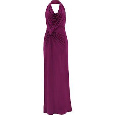 Damsel in a Dress Nina Slinky Maxi Dress, Magenta