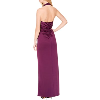 Damsel in a Dress Nina Slinky Maxi Dress, Magenta
