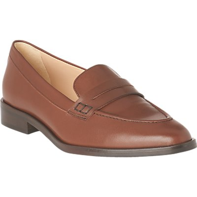 L K  Bennett Iona Pointed Toe Loafers - 5054760326806