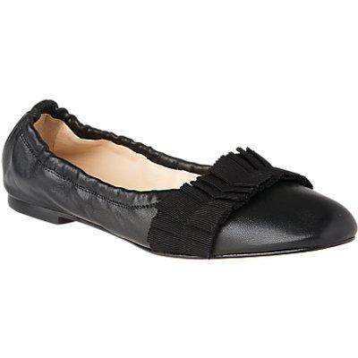 L K  Bennett Demi Ballet Pumps  Black - 5054760354397