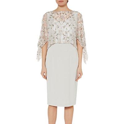 Gina Bacconi Pearle Dress And Cape